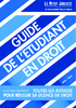 Guide de l'étudiant en droit - URL